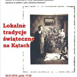 Lokalne tradycje świąteczne na Kątach