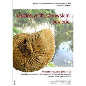 """Wernisaż wystawy """"Gdzieś w chrzanowskim powiecie"""""""