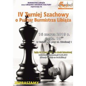 IV Turniej Szachowy o Puchar Burmistrza Libiąża