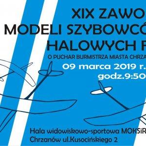 XIX Zawody Modeli Szybowców Halowych F1N