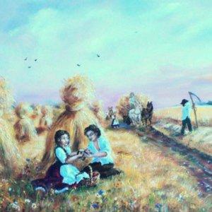 Joanna Partyka - Malarstwo