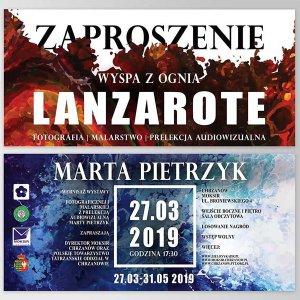 Marta Pietrzyk – Wyspa z ognia