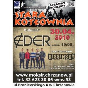 Eder i Kissinsky na wspólnym koncercie