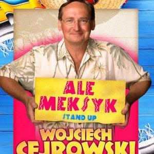 stand-up Wojciecha Cejrowskiego