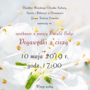 Spotkanie z poezją Natalii Sałgi