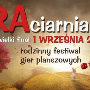 GRAciarnia - rodzinny festiwal gier planszowych