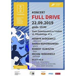 Full Drive - koncert jazzowy