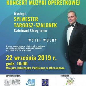 Koncert muzyki operetkowej