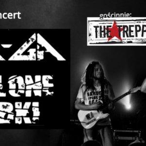 Koncerty zespołów Ga Ga Zielone Żabki oraz The Tregg