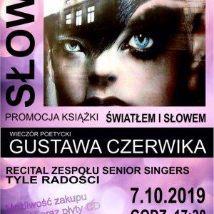 Wieczór poetycki Gustawa Czerwika