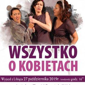 Wyjazd do Teatru Ludowego w Krakowie