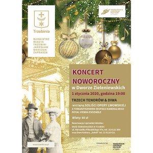 Koncert Noworoczny w Dworze Zieleniewskich