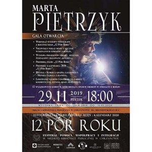 Wernisaż wystawy Marty Pietrzyk