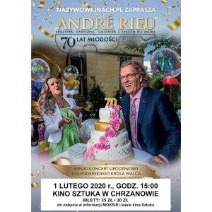Koncert Andre Rieu w Chrzanowie