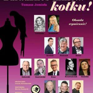 Walentynkowy Spektakl Komediowy w Libiążu