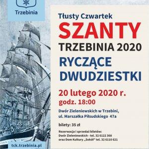 Szanty Trzebinia 2020
