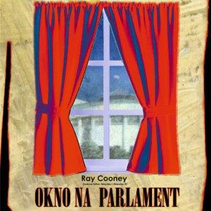 "Spektakl ""Okno na parlament"""