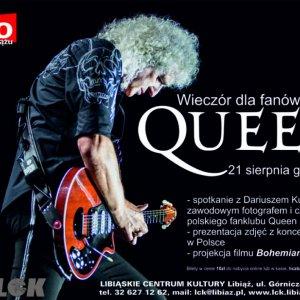Wieczór dla fanów Queen - i nie tylko!