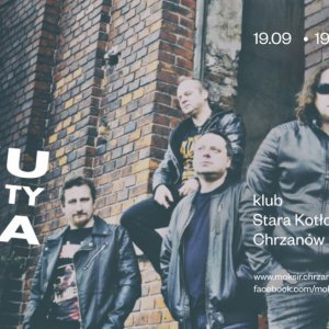 Kurtyna - koncert w Starej Kotłowni