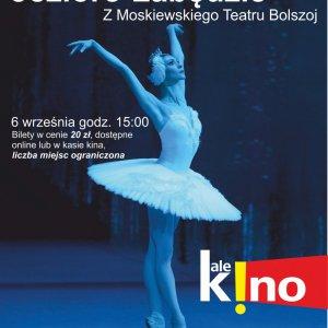 """Retransmisja spektaklu baletowego """"Jezioro łabędzie"""""""