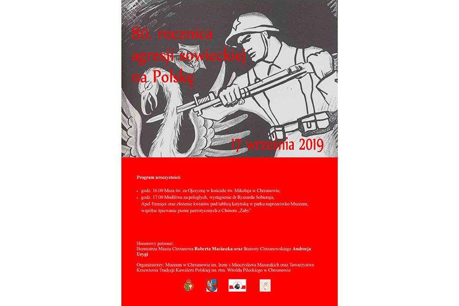 80. rocznica agresji sowieckiej na Polskę