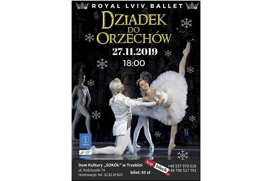 "Balet ""Dziadek do orzechów"""