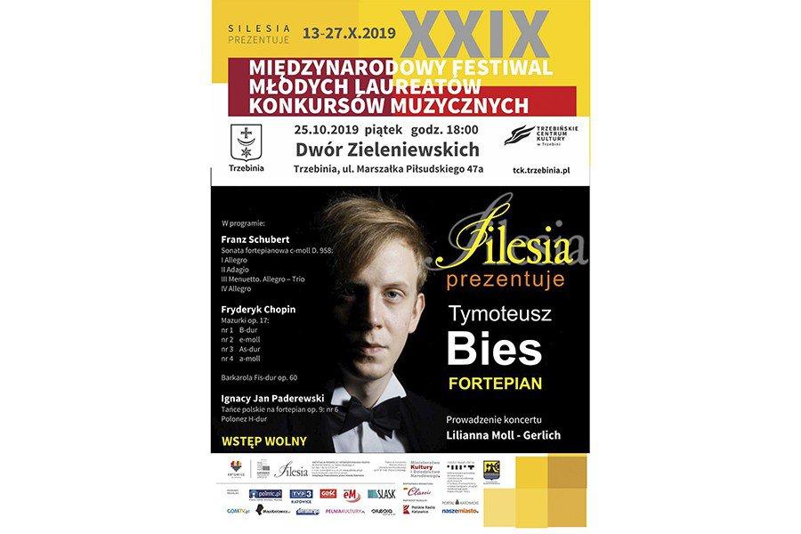 XIX Międzynarodowy Festiwal Młodych Laureatów Konkursów Muzycznych