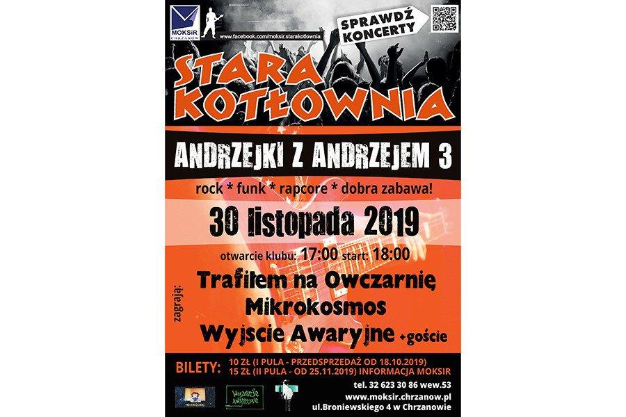 Andrzejki z Andrzejem 3