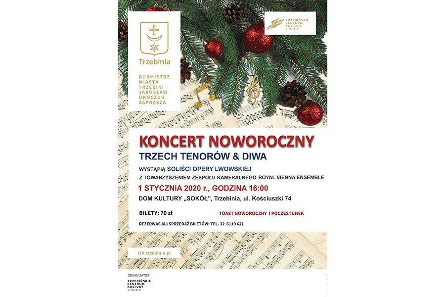 Koncert Noworoczny w Sokole