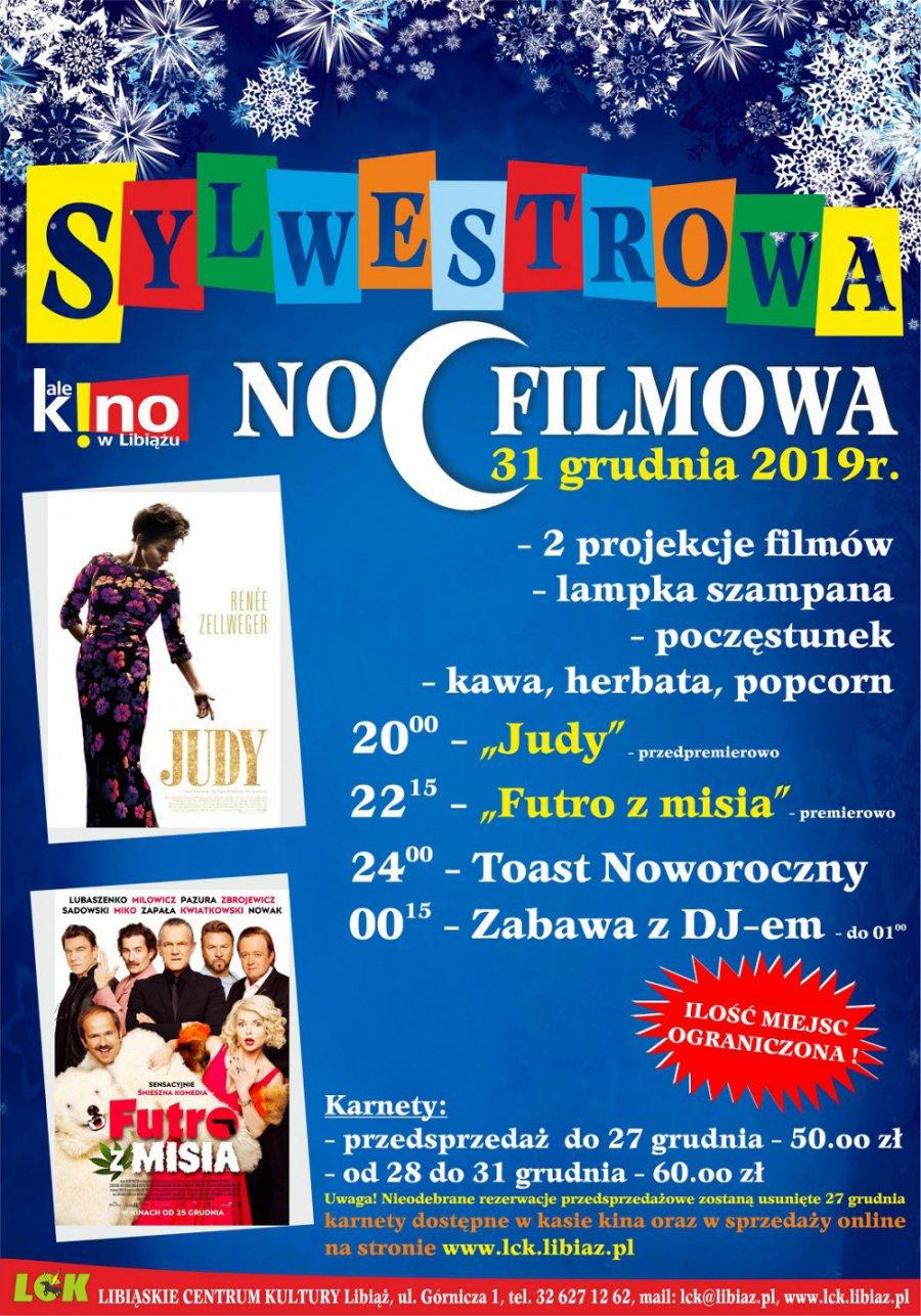 Sylwestrowa Noc Filmowa w Libiążu