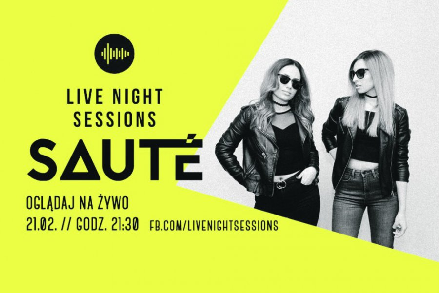 Night Sessions Live Act 2020