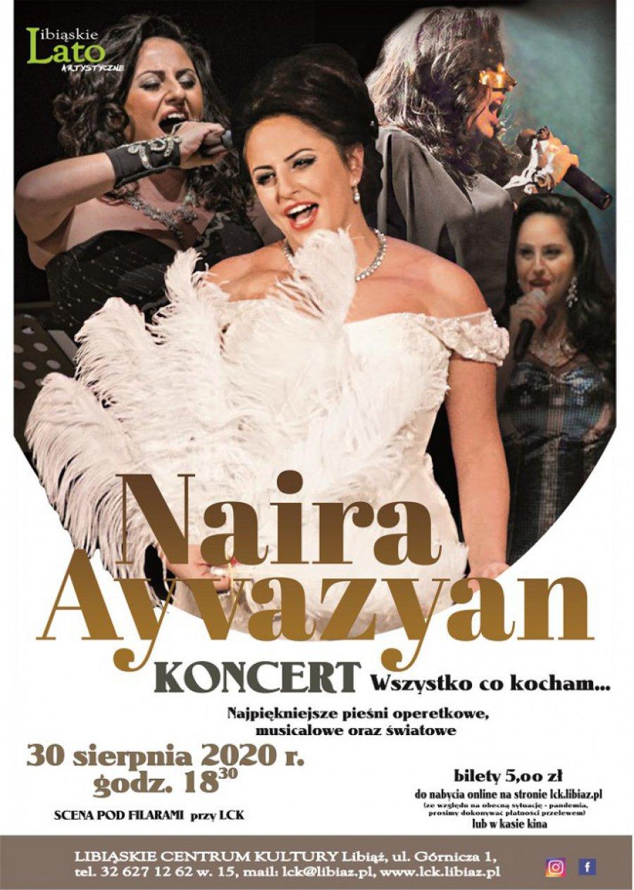 Koncert Nairy Ayvazyan
