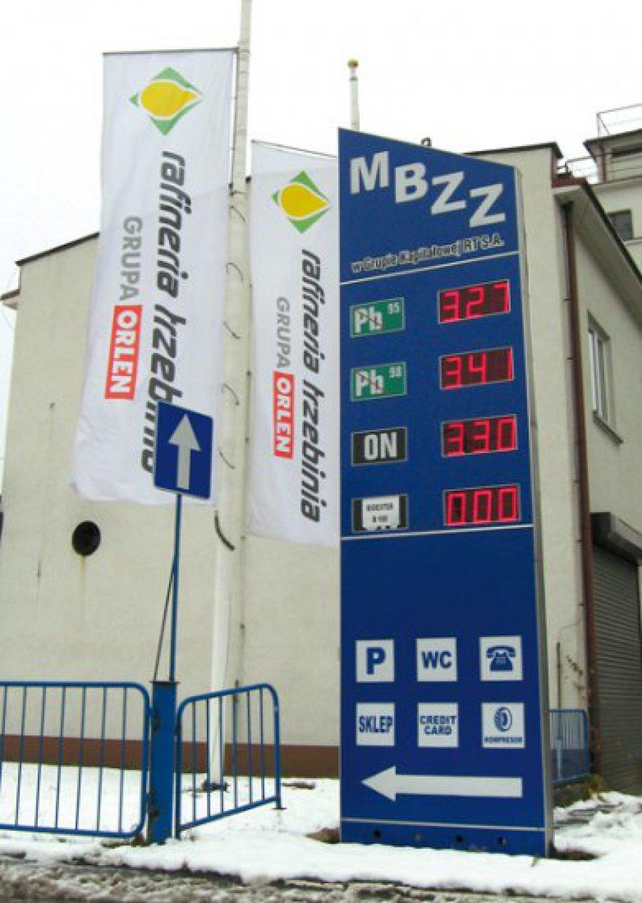 Sprawdź ceny paliw