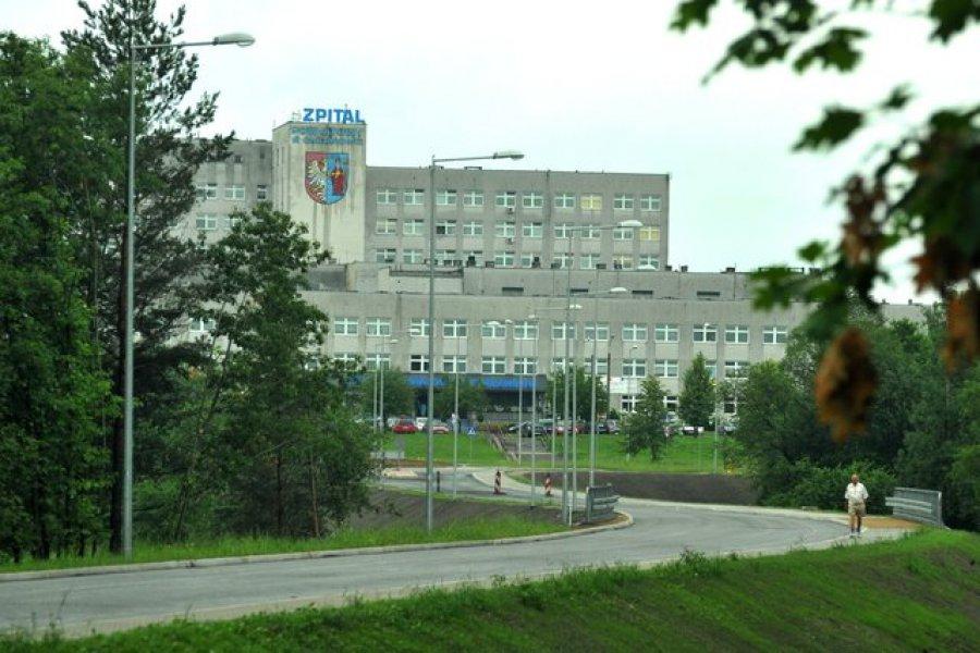 CHRZANÓW. Piorun uderzył w szpital