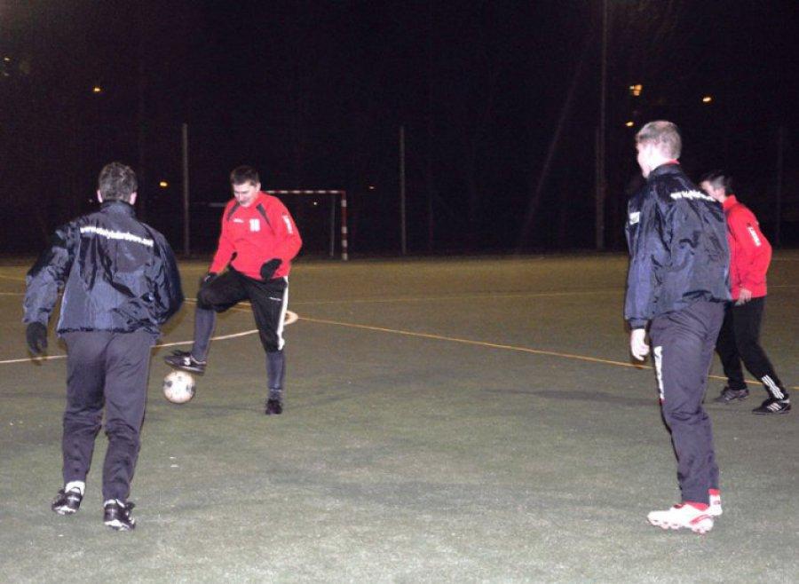 Klub Piłkarski Chrzanów wznowił treningi