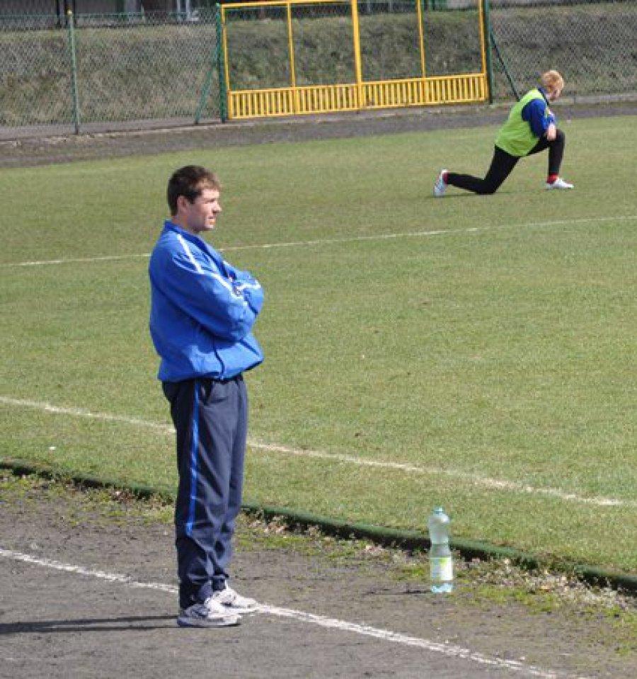 Gędłek trenerem Borku