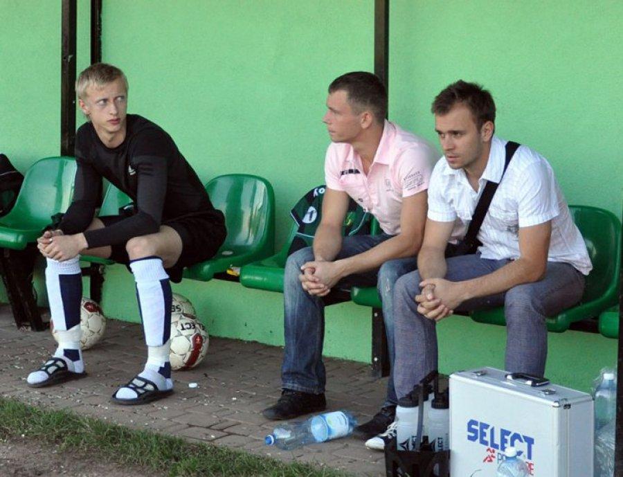 Szlęzak, Knapik i Sawczuk na konsultacji