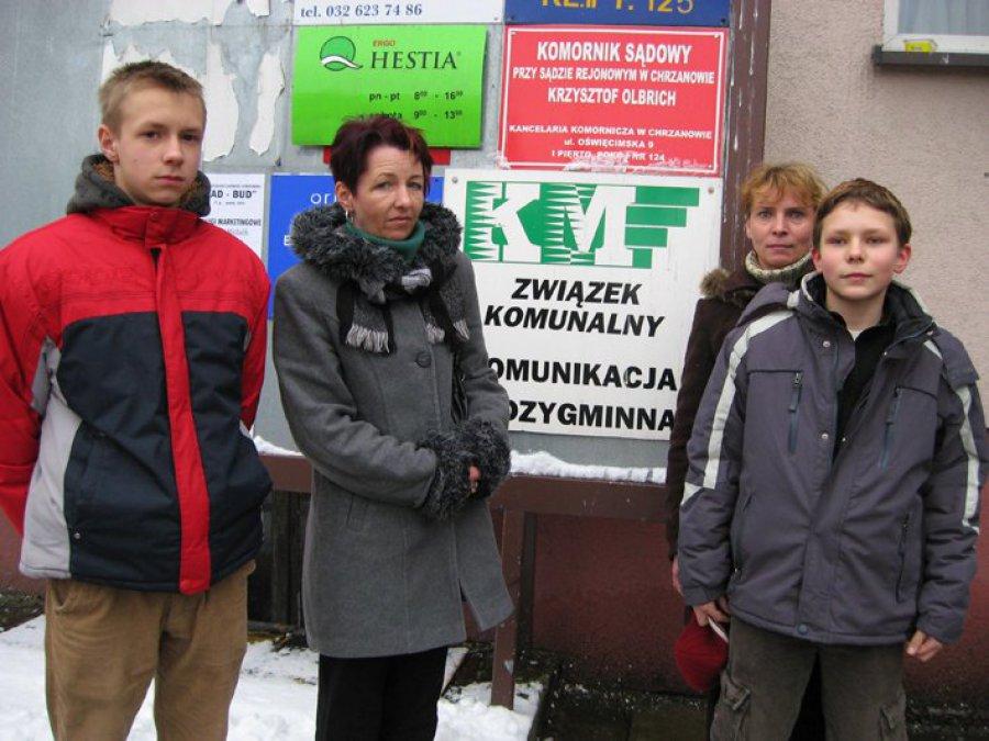 Nastolatki kontra Vector i ZK KM
