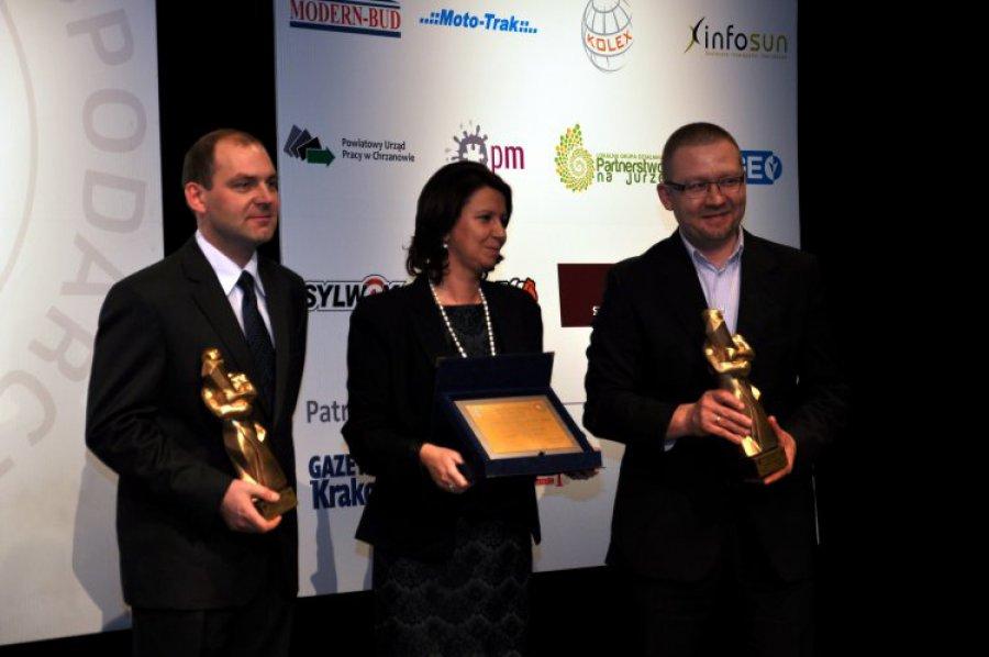CHRZANÓW. Nagrody dla przedsiębiorców