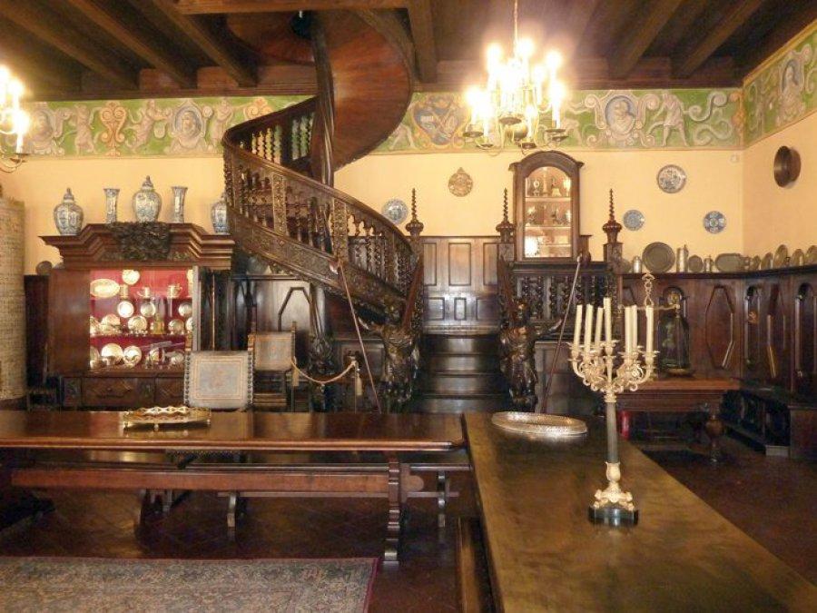 Historyczne przejścia gdańskich schodów