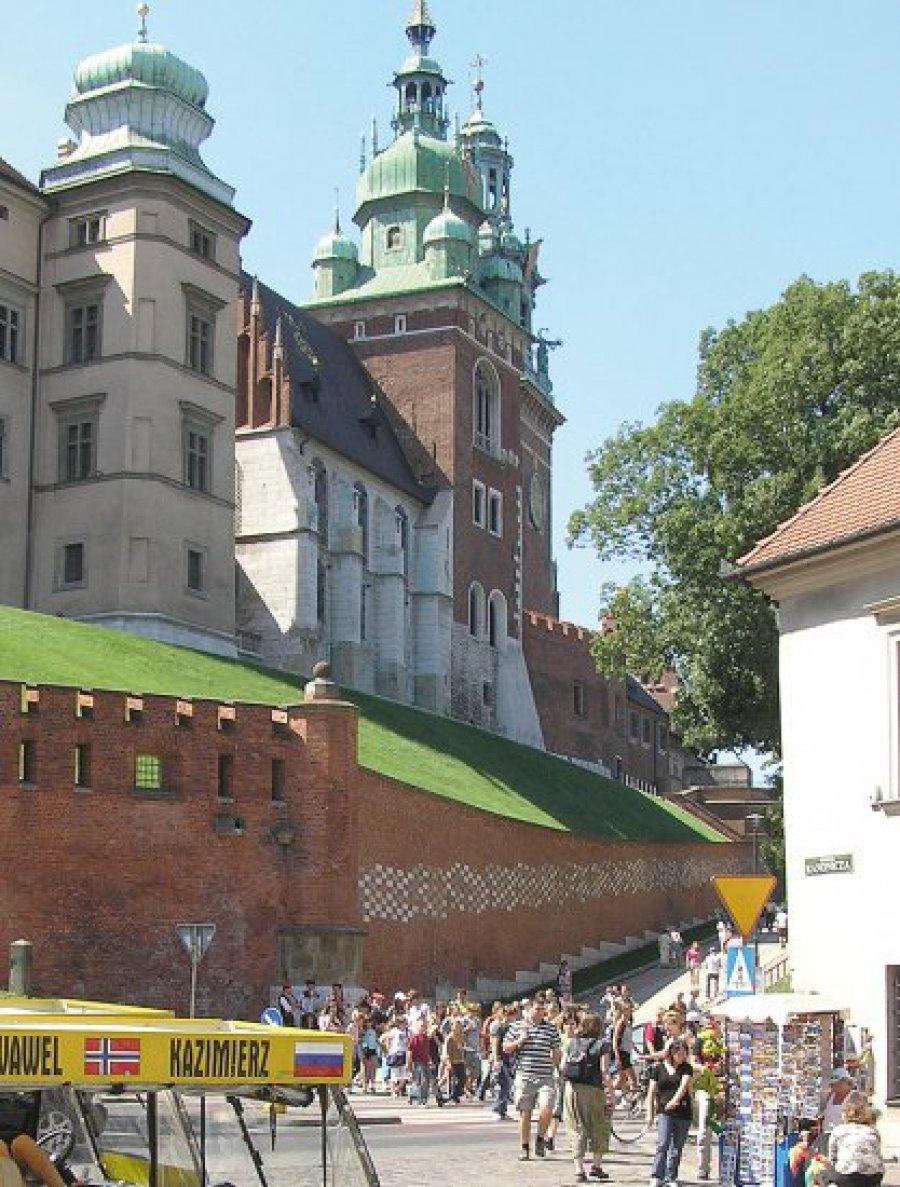 Jak budowaliśmy Wawel