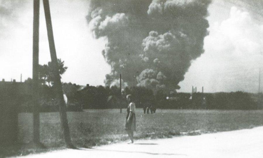 Zginęli od alianckich bomb