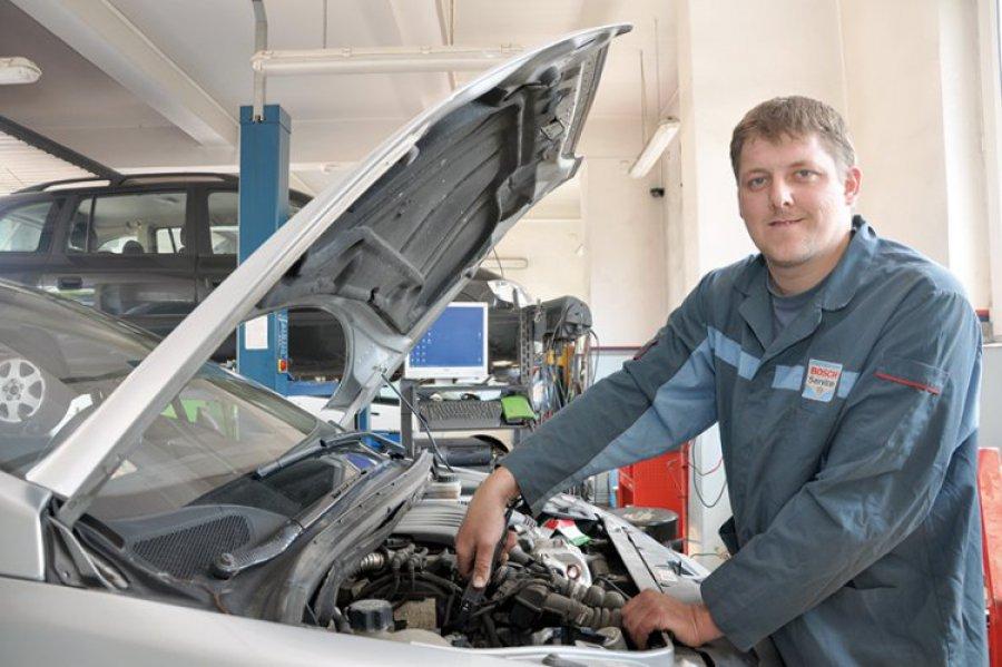 Sobiecki najlepszym mechanikiem w Polsce