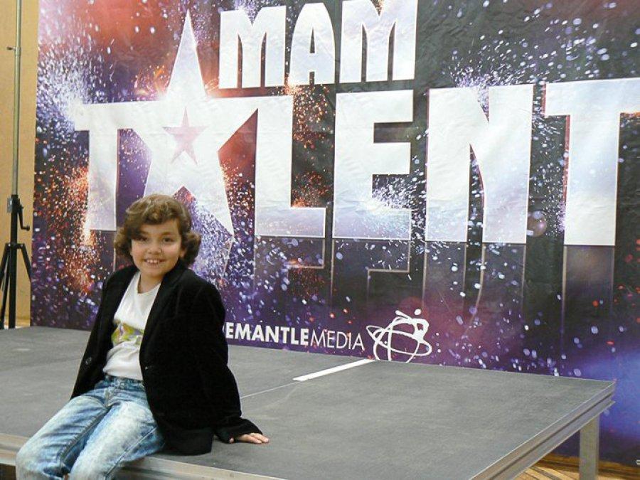 On ma talent - Paweł z Chrzanowa w TVN