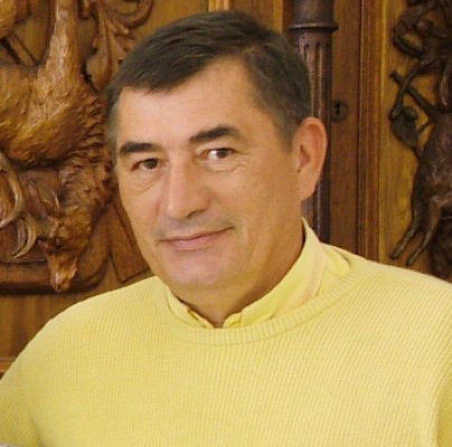 WYGIEŁZÓW. Grabski nowym dyrektorem skansenu. Marek Grabski - 1979