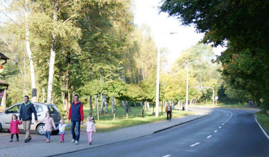 TRZEBINIA. Na ulicy Grunwaldzkiej będzie próg zwalniający