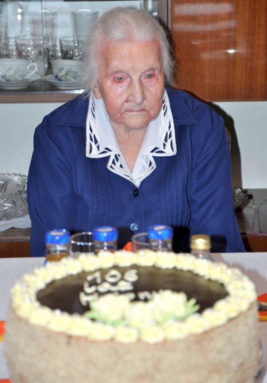 MŁOSZOWA. Najstarsza mieszkanka powiatu chrzanowskiego obchodzi urodziny