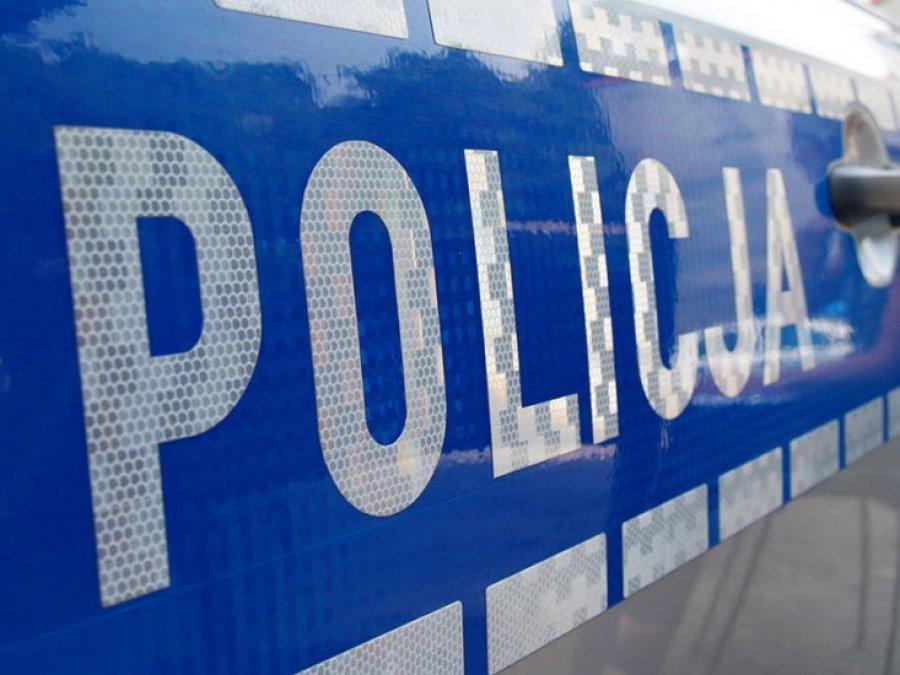 BALIN. Policjanci ścigali forda