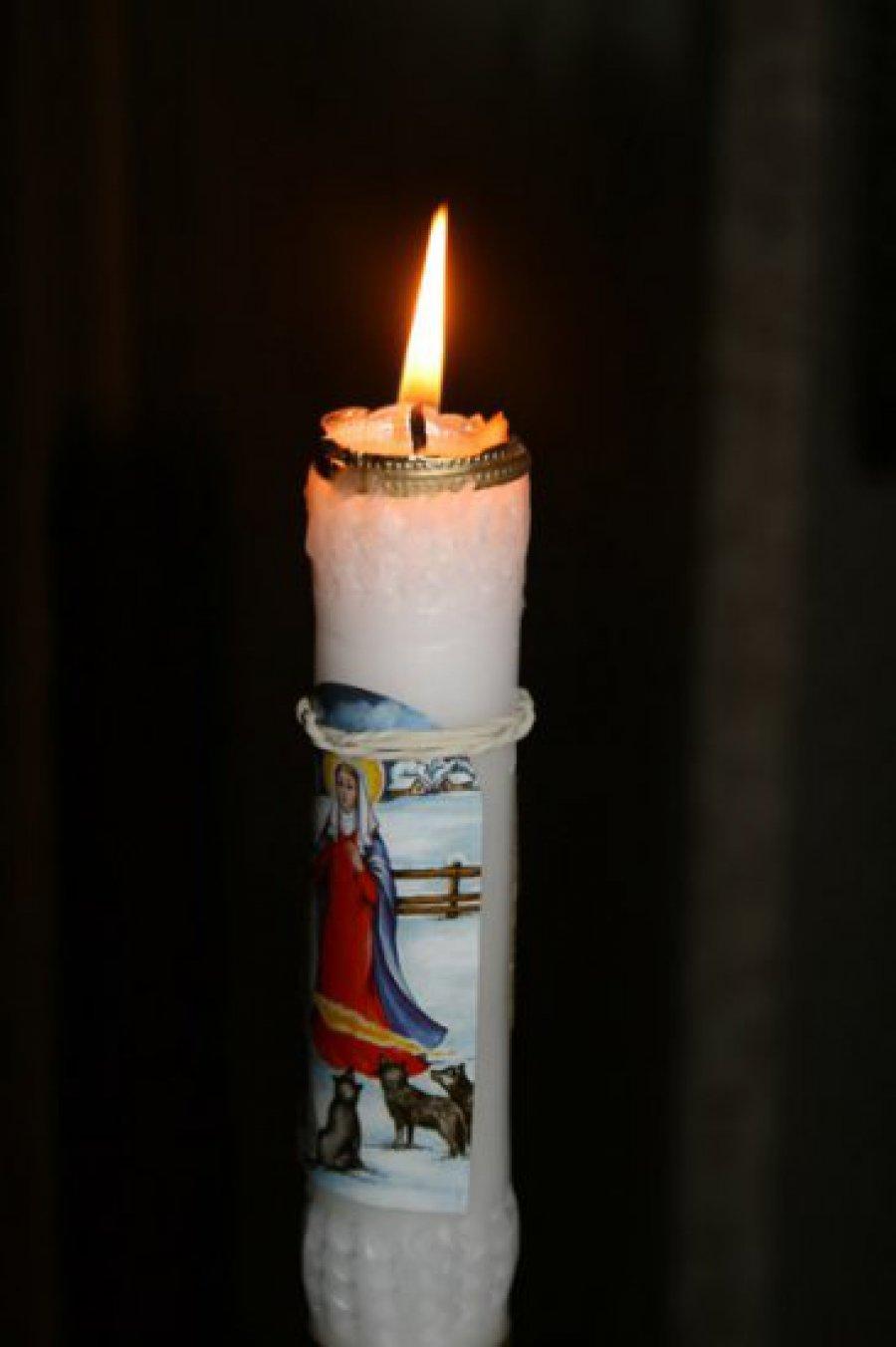 Katolicy obchodzą święto Matki Bożej Gromnicznej