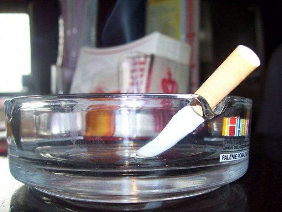 CHRZANÓW. Od 15 listopada nie zapalisz w restauracji